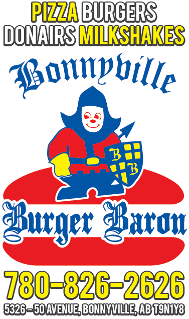 Bonnyville Burger Baron - Pizza, Burgers, Donairs, and Milkshakes